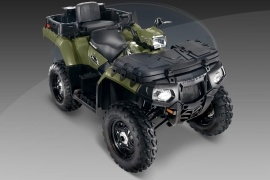 POLARIS Sportsman 550 X2 (2009 - 2010)