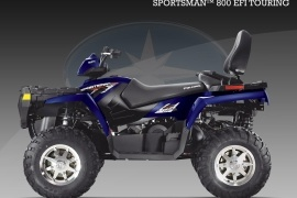POLARIS Sportsman 800 EFI Touring (2008 - 2009)