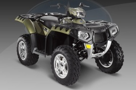 POLARIS Sportsman 850 EFI XP (2008 - 2009)
