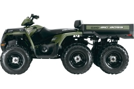 POLARIS Sportsman Big Boss 6x6 800 (2011 - 2012)