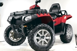 POLARIS Sportsman Touring 550 EPS (2010 - 2011)
