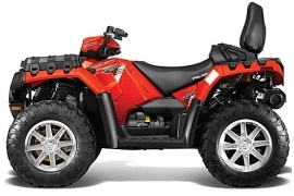 POLARIS Sportsman Touring 550 EPS (2012 - 2013)