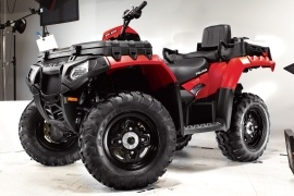 POLARIS Sportsman X2 550 (2010 - 2011)