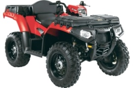 POLARIS Sportsman X2 550 (2011 - 2012)
