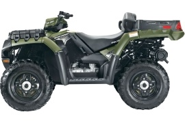 POLARIS Sportsman X2 850 LE (2010 - 2011)