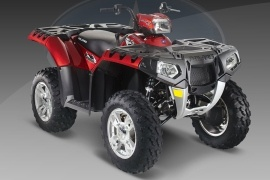 POLARIS Sportsman XP 550 EFI (2008 - 2009)