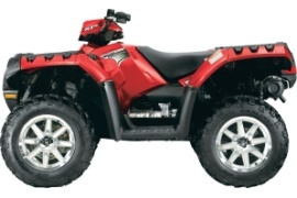 POLARIS Sportsman XP 850 H.O. EPS (2011 - 2012)