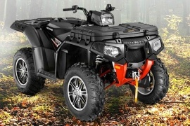 POLARIS Sportsman XP 850 HO LE (2012 - 2013)
