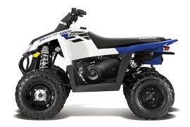 POLARIS Trail Blazer 330 (2012 - 2013)