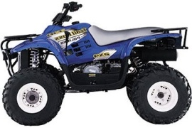 POLARIS Trail Boss 330 (2003 - Present)