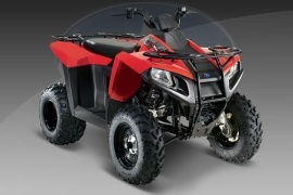 POLARIS Trail Boss 330 (2009 - 2010)