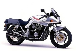 SUZUKI GSX 1100 S Katana Final Edition (2000 - 2001)