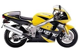 Suzuki Gsx R 600 Specs 1999 2000 2001 Autoevolution