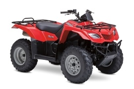 SUZUKI KingQuad 400 AS (2008 - 2009)