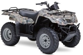 SUZUKI KingQuad 400 AS Camo (2008 - 2009)