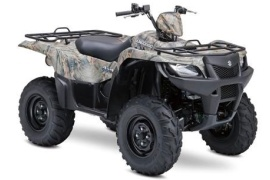SUZUKI KingQuad 500AXi Power Steering Camo (2008 - 2009)