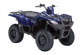 SUZUKI KingQuad 500AXi Power Steering (2010 - 2010)