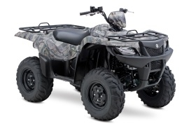 SUZUKI KingQuad 500AXi Power Steering (2012 - 2013)