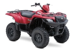 SUZUKI KingQuad 500AXi Power Steering 30th Anniversary Edition (2012 - 2013)