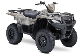 SUZUKI KingQuad 500AXi Power Steering Camo (2011 - 2012)