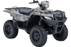 SUZUKI KingQuad 750AXi Power Steering Camo (2009 - 2010)