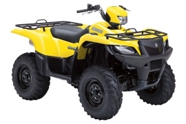 SUZUKI KingQuad 750AXi Power Steering (2010 - 2011)