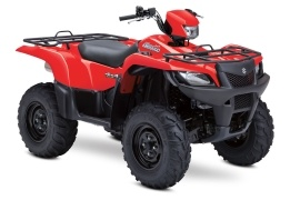 SUZUKI KingQuad 750AXi Power Steering (2012 - 2013)