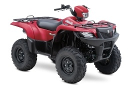 SUZUKI KingQuad 750AXi Power Steering 30th Anniversary Edition (2012 - 2013)