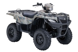 SUZUKI KingQuad 750AXi Power Steering Camo (2010 - 2011)