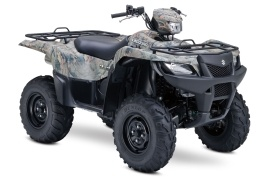 SUZUKI KingQuad 750AXi Power Steering Camo (2011 - 2012)