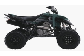 SUZUKI QuadSport Z400 Limited (2009 - 2010)