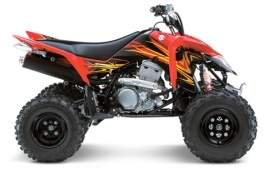 SUZUKI QuadSport Z400Z limited Edition (2008 - 2009)
