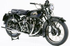 VINCENT HRD BLACK SHADOW (1948 - 1954)