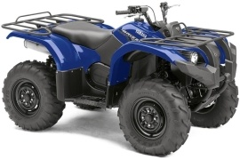YAMAHA Grizzly 550 FI 4x4 EPS Special Edition (2010 - 2011)