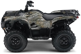YAMAHA Grizzly models - autoevolution