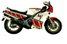 YAMAHA RZ 500 specs - 1984, 1985, 1986, 1987, 1988