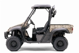 YAMAHA Rhino 660 Auto 4x4 Ducks Unlimited Edition (2006 - Present)