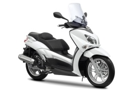 YAMAHA X-City 125 (2012 - 2013)