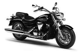 YAMAHA XVS1300A Midnight Star (2012 - 2013)