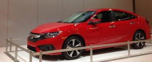 2016 Honda Civic 1.5 Turbo Gets 42 MPG Highway, This Animation Shows How It Works - Video