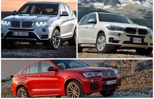64 Bmw X3 X4 And X5 Models Recalled For Seat Belt And