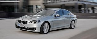 Current-Generation BMW 5 Series Hits Sales Milestone: Two Million Units