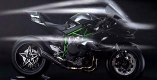 Kawasaki Ninja H2R Ad Makes Us Want to See It Up Against the Challenger SRT Hellcat [Video]