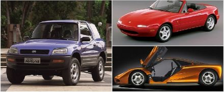 1990s Cars That Created Ongoing Market Trends