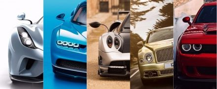 Production Cars with the Highest Torque Numbers For 2017
