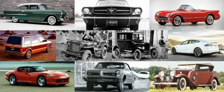 Top 10 Cars That Define the United States of America
