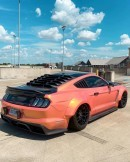 """Ford Mustang """"Pursuit Special"""" Has the Bad Boy Look ..."""