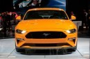 2018 Ford Mustang facelift (European model)