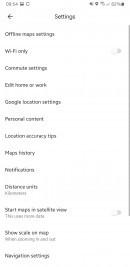 Google Maps version 10.50.4