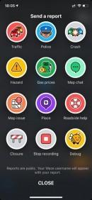 Habilitar la herramienta de grabación de pantalla en Waze